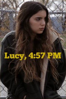 Lucy, 4:57 PM